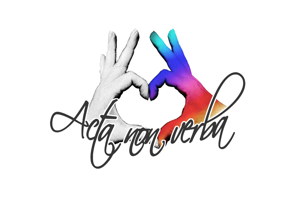 Logo of Acta non verba (Michaela Melzig)